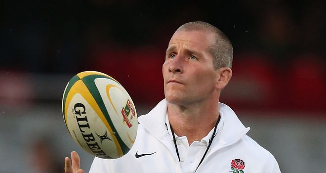Lancaster: has named his autumn squad