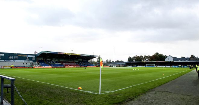 Ross County: Set to vote against league plans