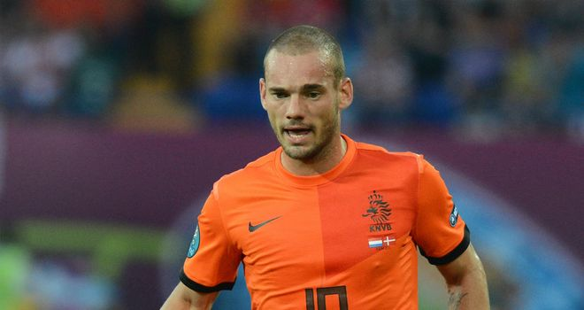 Wesley Sneijder: Excited by new Dutch formation