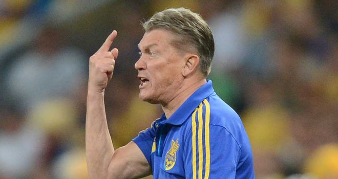 Oleg Blokhin: Staying positive about Dynamo Kiev's chances