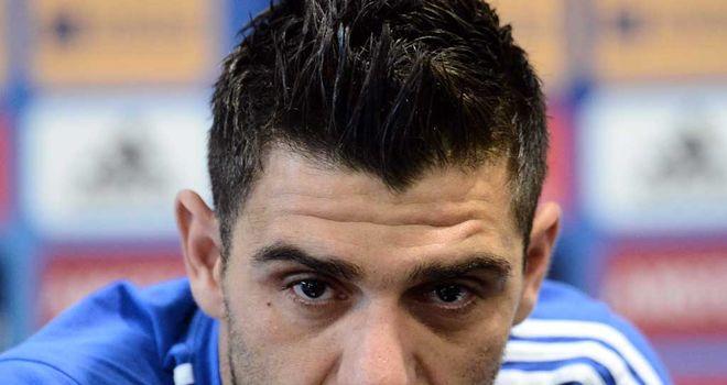 Kostas Katsouranis: Axed by club