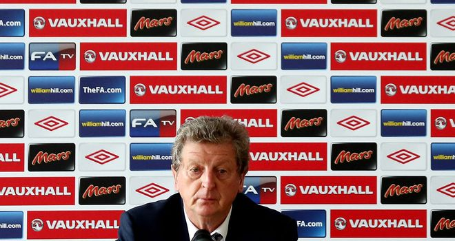 Roy Hodgson: Delivered a familiar quarter-final exit for England that felt a little different
