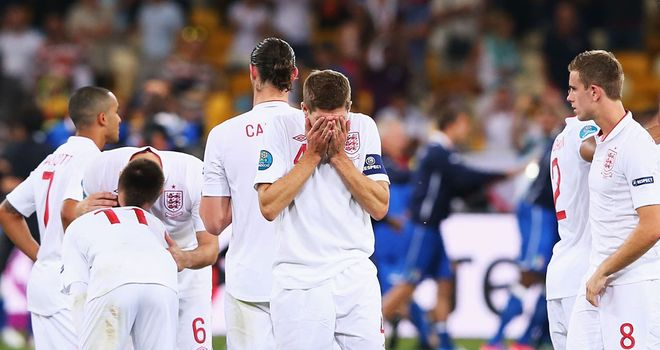 Roy Hodgson feels England can hold their heads high after penalty shootout defeat