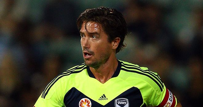 Harry Kewell: On the hunt for an English club