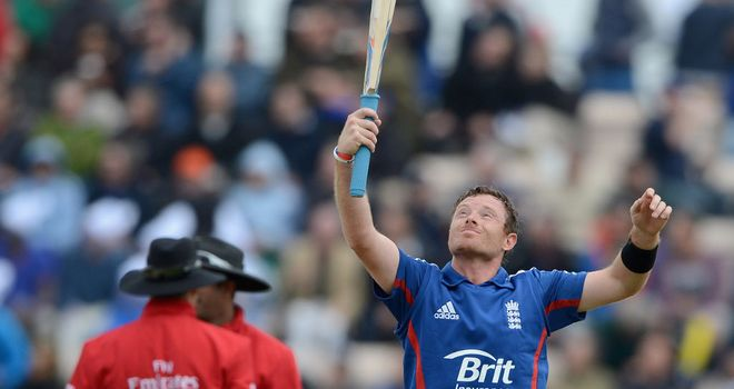 Ian Bell: defended England's rotation policy ahead of final ODI
