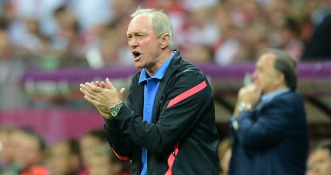 Franciszek Smuda: Poland coach has stepped down following his side's Euro 2012 exit