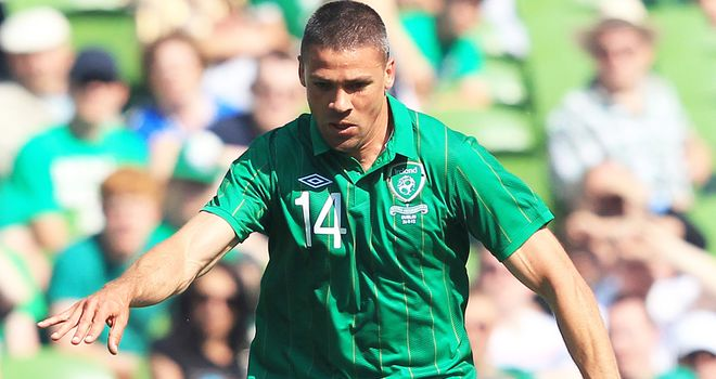 Jon Walters: Keen for Republic of Ireland to show what they can do against Italy