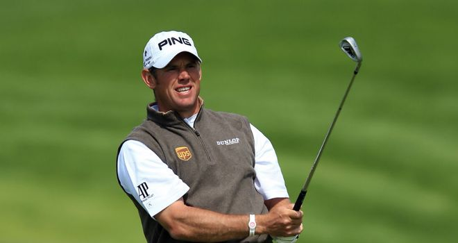 Lee Westwood: Three shots clear at the halfway stage in Sweden after superb 64