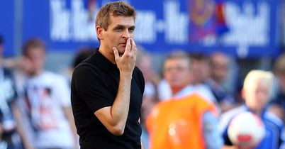 Tito Vilanova: Attended Barca's training base