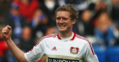 Andre Schurrle: Chelsea reportedly tried to sign the forward in the summer
