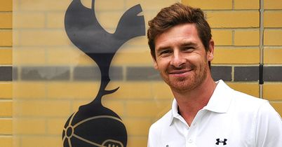 Villas-Boas: New man at the helm for Tottenham