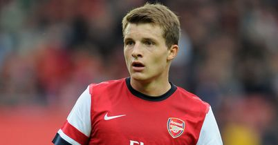 Thomas Eisfeld: Feels he has already learnt a lot at Arsenal