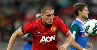 Federico Macheda: Has been loaned to Stuttgart