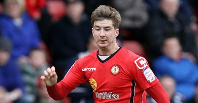 Murphy: Netted Crewe's fourth