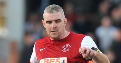 Steve McNulty: Links up with Hatters