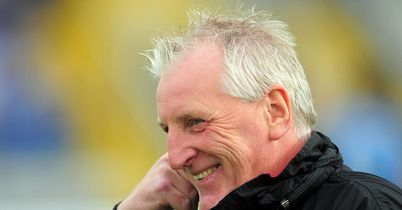 Ronnie Moore: Eyeing an improved performance