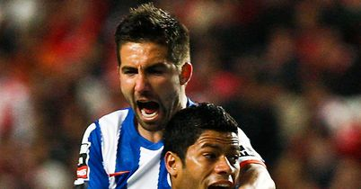 In Porto's plans: Coach Pereira is counting on Moutinho and Hulk
