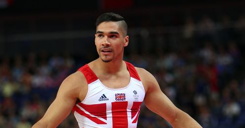 Louis Smith could not be prouder after receiving an MBE in the New Year Honours