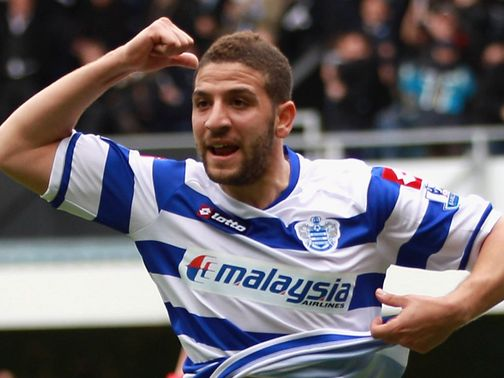Adel Taarabt: Hoping to pile more misery on Swansea