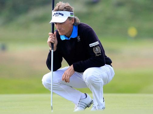 Bernhard Langer: Still going strong