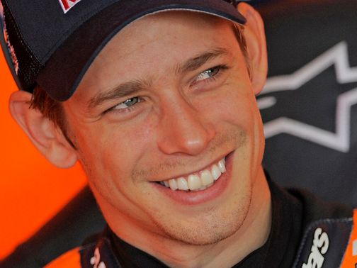 Casey Stoner: No plans to retire