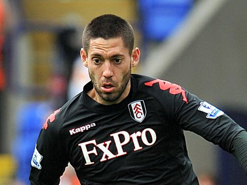 Clint Dempsey: Holding out for Liverpool move