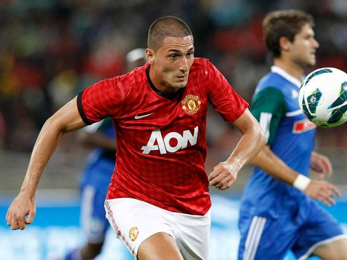 Macheda is heading to Stuggart on loan
