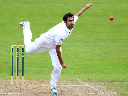 Imran Tahir: Took four wickets for 31