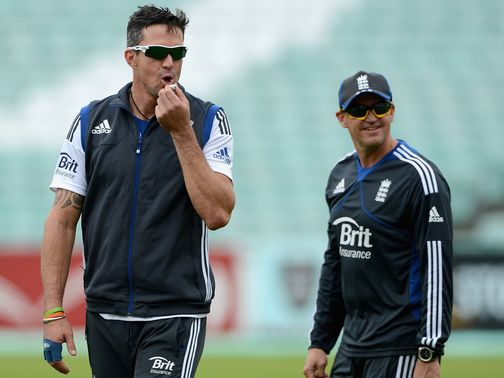Pietersen and Flower: Time to talk