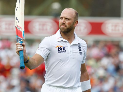 Matt Prior: Got England out of trouble