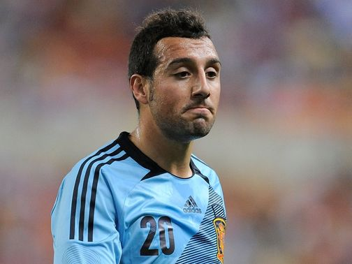 Santi Cazorla: Closing on Arsenal deal