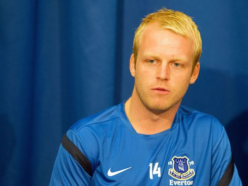 Steven Naismith: Joined Everton