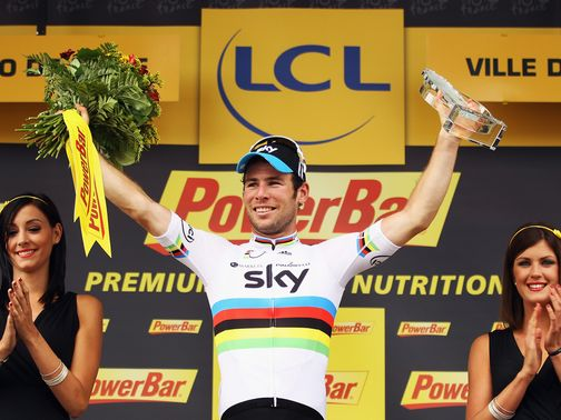 Mark Cavendish: Astonishing Tour win