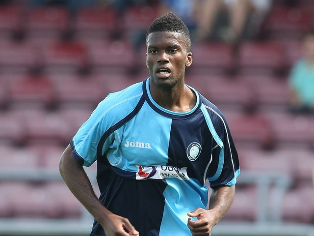 Joel Grant: Netted for Wycombe