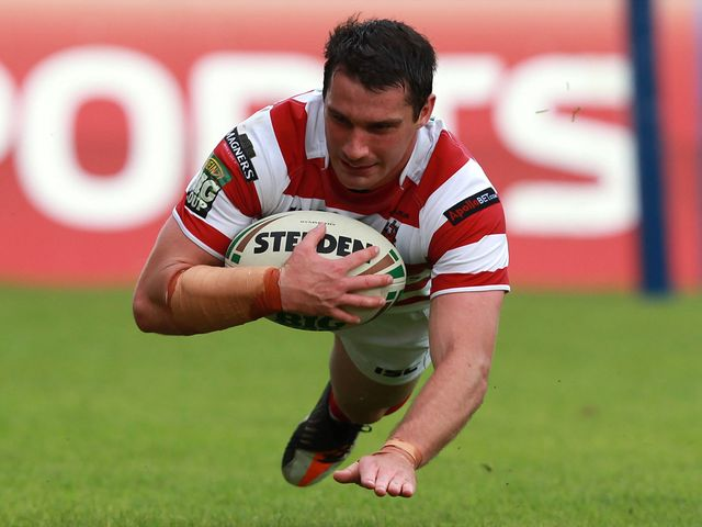 Matty Smith: could be pivotal in Saturday's clash