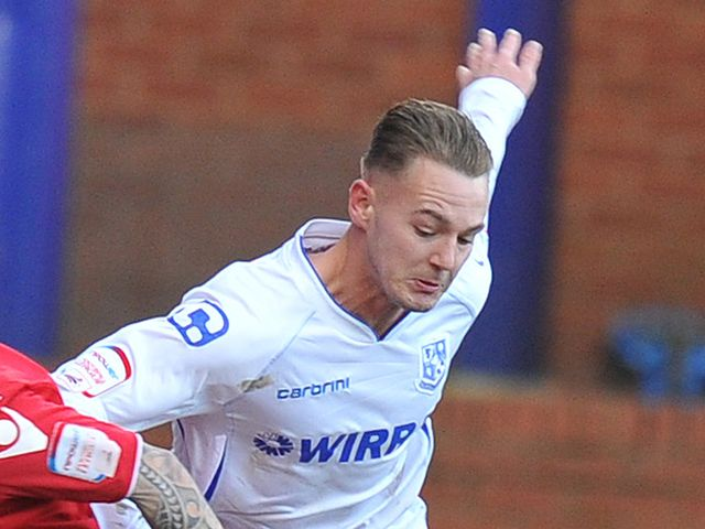 McGurk: On target for Rovers