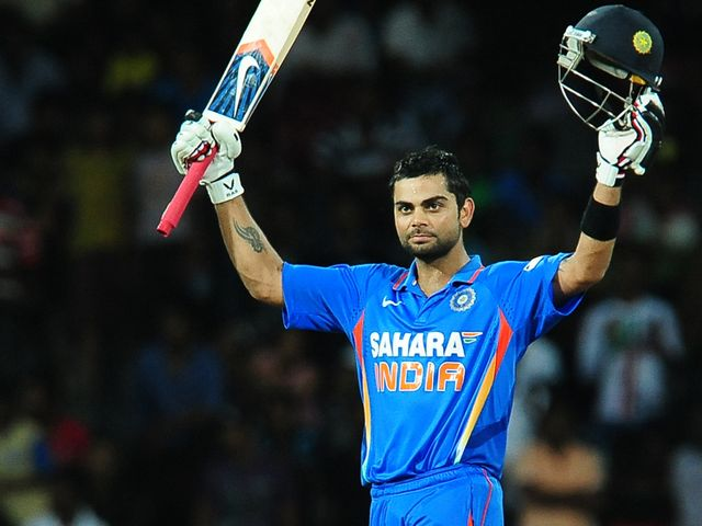 Virat Kohli: Star of the show in Colombo