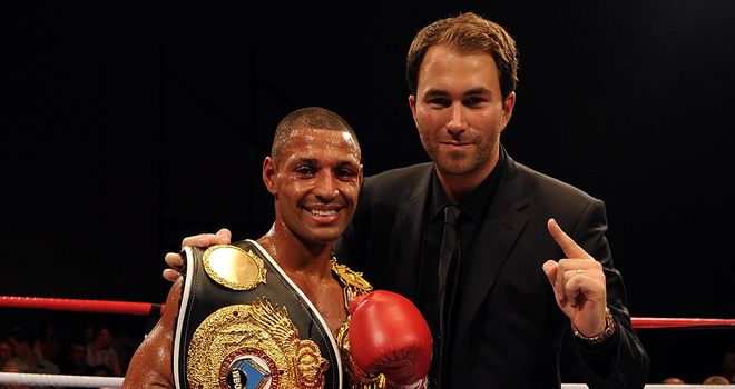 Kell Brook and Eddie Hearn will not be derailed in bid to earn mandatory status