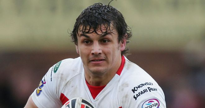 Jon Wilkin: set to lead his country for the first time