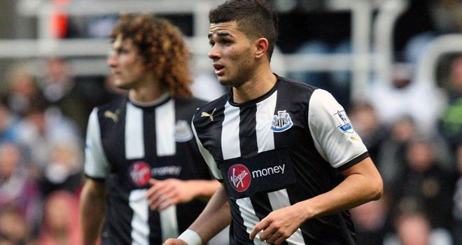 Mehdi Abeid: Has joined St Johnstone on loan for the rest of the season