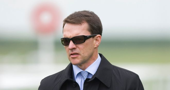 Aidan O'Brien: Nerves