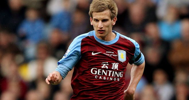 Marc Albrighton: Aston Villa winger out of action until October
