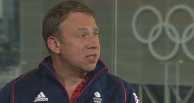 Andy Hunt: Delivered most successful GB medal haul at an Olympics in over a century