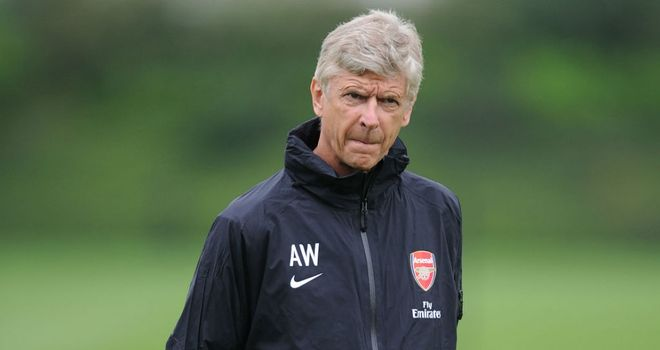 Arsene Wenger: Confident Arsenal can challenge for the Premier League crown