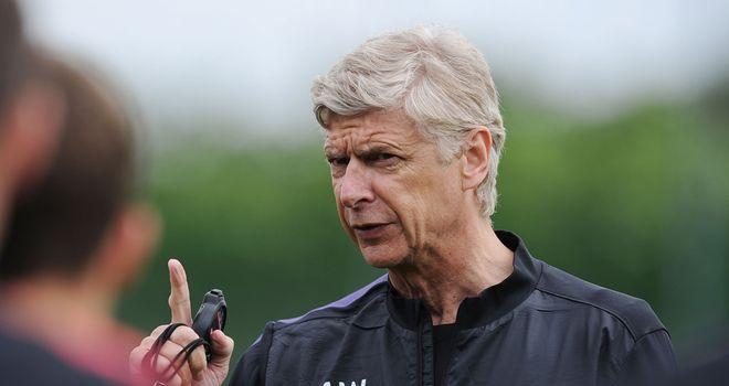 Arsene Wenger: The Arsenal manager is repeatedly being linked with Loic Remy and Yann M&#39;Vila