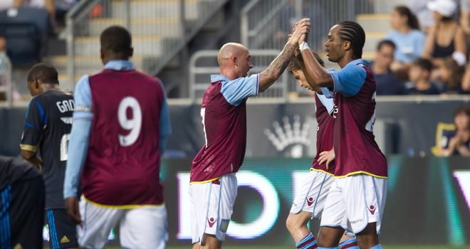 Nathan Delfouneso: Fired home Aston Villa's winner