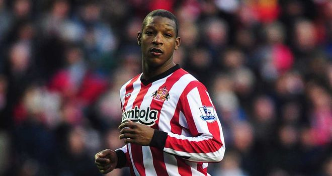 Titus Bramble: Defender has made 34 appearances for Sunderland since joining in 2010