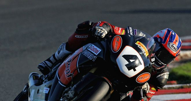 Josh Brookes: Raced to victory twice at Donington Park