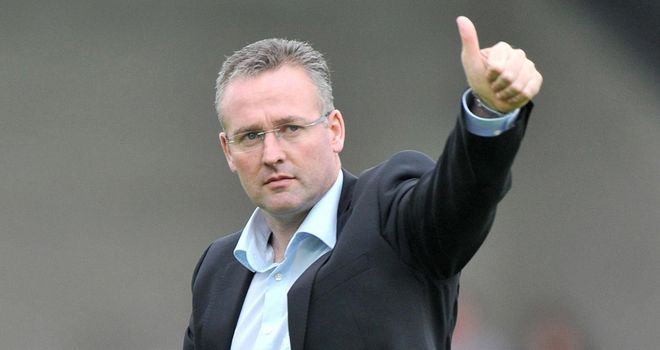 Paul Lambert: Wants his Villa side to pick themselves up after defeat