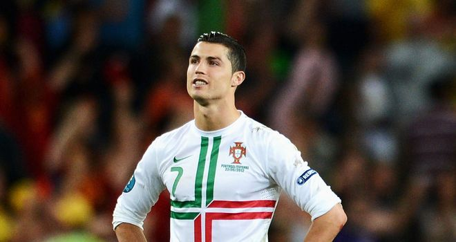 Cristiano Ronaldo: Scored in Portugal&#39;s defeat by Ecuador
